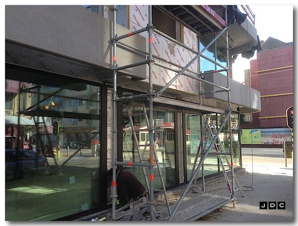 Nieuwe kantoren van Agence Mulier