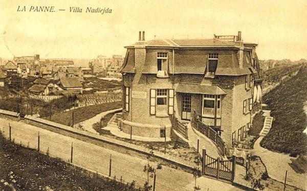 Villa Nadiejda dr E. Acker