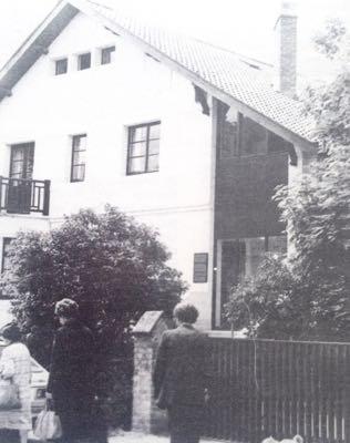 Woning van Mark De Simpelaere in de Dumontwijk