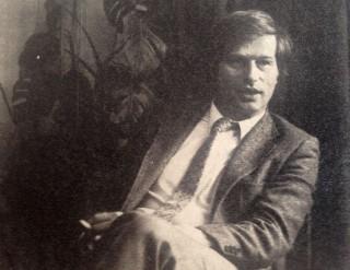 Johan Degrieck.(de latere burgemeester)
