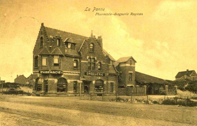 villa pharmacie ruyssen