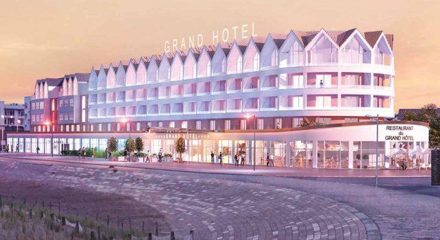 Grand Hôtel de Malo-les-Bains (© Atelier d'architecture Advento)